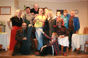 Schauspielgruppe   Dorftheater Litzelsdorf