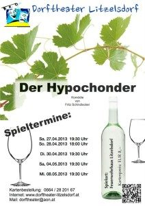 Der Hypochonder | Dorftheater Litzelsdorf